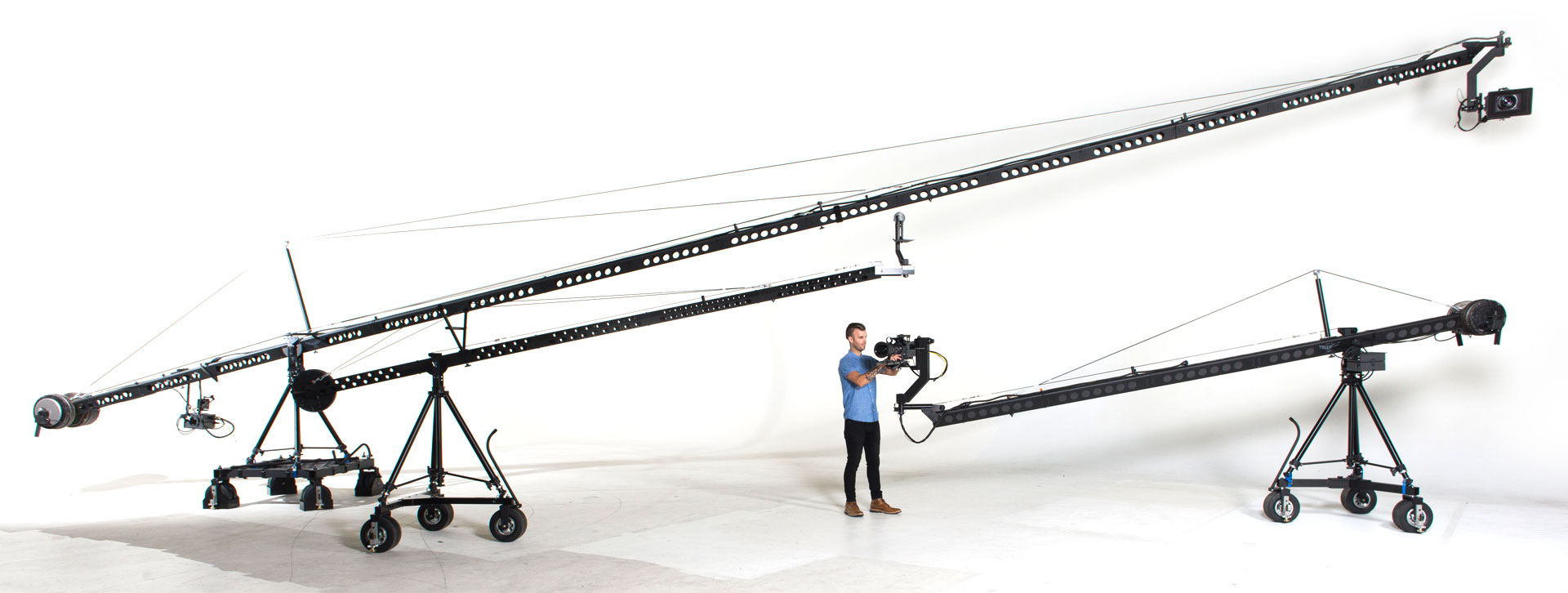 The Original Jimmy Jib Stanton Video Services Standard Aircraft Wire Harness Installation Lengths Adaptable To A Variety Of Conditions