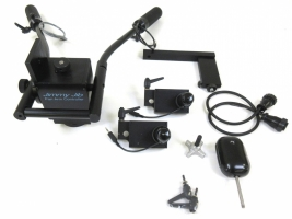 Pan Arm Controller with High Speed Quiet Drives (includes zoom/focus controls)