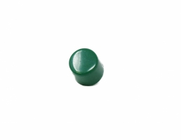 Switch Cap, Screw-On, Green