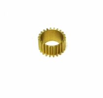 Pinion Gear, Brass, QD, 22 Tooth