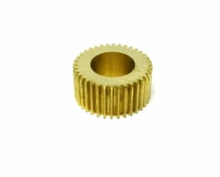 Pinion Gear, Brass, QD, 36 Tooth