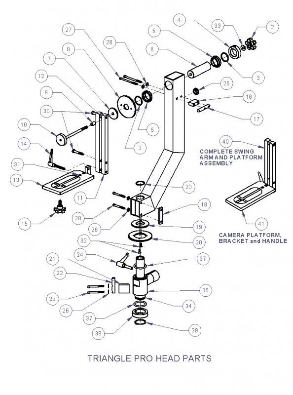 Crane Pulley Diagram