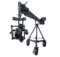 Universal Head Mount for the Jimmy Jib