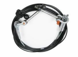 Jib Lite Giant Plus Strut Cable, 15ft (w/hardware, sold as 1 pair)
