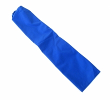 Triangle Section Sleeve, Small, Blue