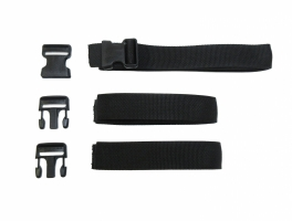 Hard Case Buckle & Strap Set
