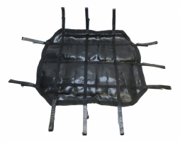 Tramp (cloth cover for 4 wheel dolly frame)